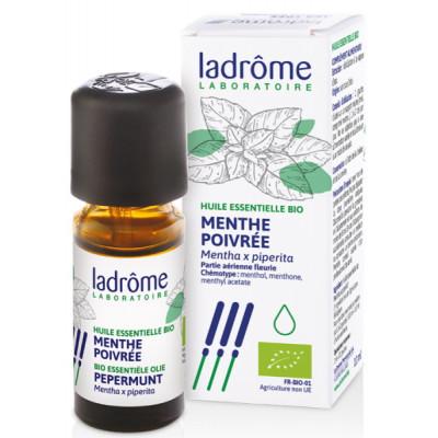 Menthe poivrée Bio 10 ml Ladrome Les Copines Bio Huile essentielle bio