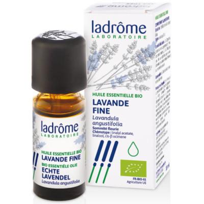 Lavande fine Bio 10 ml Ladrome Les Copines Bio Huile essentielle bio