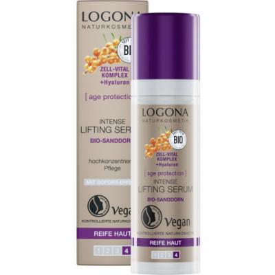 Serum lifting Age Protection 30ml Logona anti-âge Les copines bio