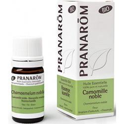 Pranarôm Huile essentielle Camomille noble 5 ml camomille romaine calmante Les copines bio