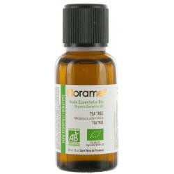 Florame Huile essentielle bio Tea Tree 30 ml arbre à thé immunité Les copines bio