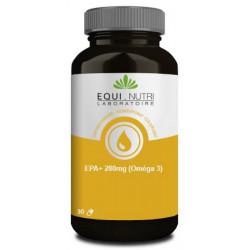 Equi Nutri EPA Plus 280mg Omega 3  30 capsules epa acide gras essentiel Les copines bio