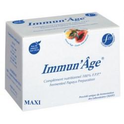 Immun'Âge MAxi 60 sachets de 3g Osato papaye fermentée les copines bio