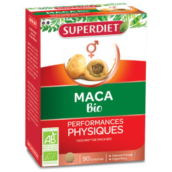 Super Diet Maca Bio 90 comprimés les copines bio stimulant et tonicité