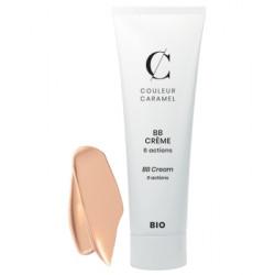 Couleur Caramel BB crème 30 ml No 11 -  Beige clair 30 ml Maquillage bio Les Copines Bio.