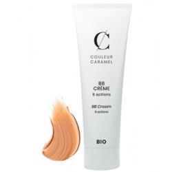 Couleur Caramel BB crème 30 ml No 12 -  Beige doré 30 ml Maquillage bio Les Copines Bio.