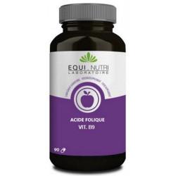 Equi - Nutri Vitamine B9 acide folique 90 gélules maternité métabolisme croissance Les copines bio