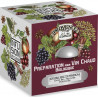 Préparation pour vin chaud bio cube 24 sachets Boite métal