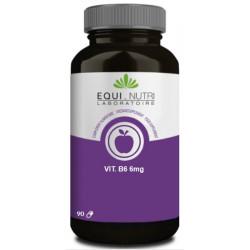 Equi Nutri Vitamine B6 90 gélules végétales pyridoxine Hcl Les copines bio