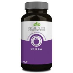 Equi Nutri Vitamine B3 Niacine 90 gélules végétales équilibre et tonus Les copines bio