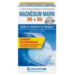 Biotechnie Magnésium Marin vitamine B6 100 gélules les copines bio