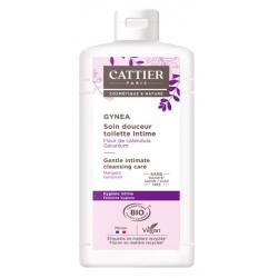 Cattier Gynea hygiène intime - 200 ml toilette sans avons Les copines bio