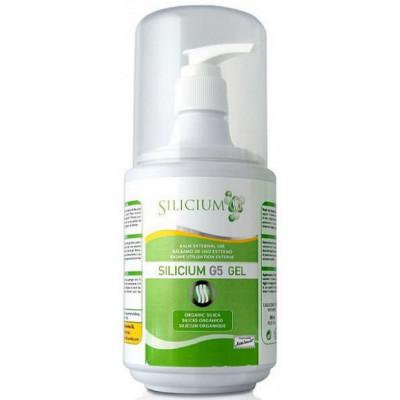 Silicium Espana Silicium organique G5 muscles et articulations gel Pot 500ml loic le ribault massage articulaire les copines bio