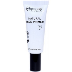 Benecos Base de teint Face Primer 25 ml base neutre hydratante les copines bio
