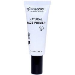 Benecos Base de teint Face Primer 25 ml base neutre hydratante les copines bio
