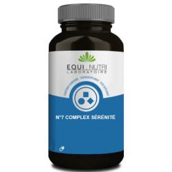 Equi-Nutri No 7 Complexe Sérénité 90 gélules végétales équilibre nerveux psychique Les copines bio