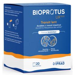 Laboratoire Carrare Bioprotus Lix7000 20 sachets bifidobacterium lactis transit Les copines bio