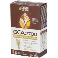 Santé Verte GCA 2700 Glucosamine Chondroitine 60 Comprimés articulations sensibles arthrose Les copines bio