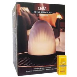 Pranarôm Diffuseur Ultrasonique Cera Premium huiles essentielles aromathérapie Les copines bio