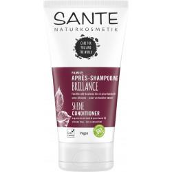 Santé Après shampoing Brillance Bouleau Bio 150ml soin capillaire les copines bio