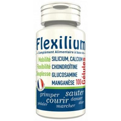 Flexilium Glucosamine Chondroitine Silicium 100 gélulesLT Labo Flexilium Glucosamine Chondroitine Silicium 100 gélules manganèse