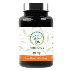 Planticinal Nattozimes 1225 FU Gastro resistant 60 gélules enzyme fibrinolytique Les copines bio