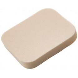 Avril cosmétique 2 Éponges à maquillage en latex carrées