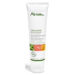 Melvita Crème extra douce pour les pieds - 150 ml massage relaxant les copines bio