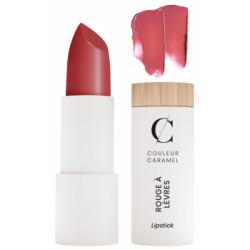 Couleur Caramel Rouge à lèvres 238 Framboise acidulée - 3.5gr les copines bio