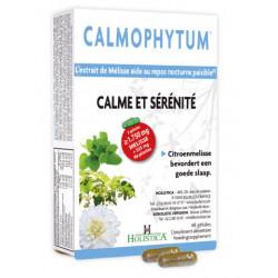 Holistica Calmophytum 48 gélules relaxation plénitude anti-stress Les copines bio