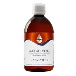 Catalyons CALQUYON oligo éléments 500 ml système acido-basique Les copines bio
