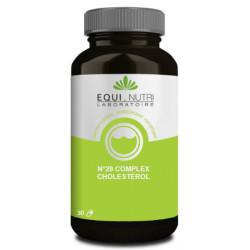 Equi Nutri Complex cholesterol No 29 30 gélules végétales cholesterol coenzyme q10 les copines bio