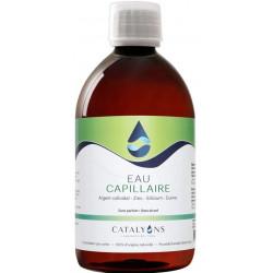 Catalyons Eau Capillaire Recharge 500 ml oligo-éléments revitalisants Les copines bio
