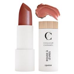Couleur Caramel Rouge à lèvres nacré No 237 Sublime pêcher 3.5gr glossy nacré maquillage bio les copines bio