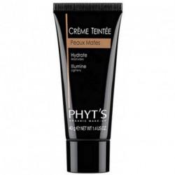 Crème teintée bio peaux mates 40 g - Phyt's joli teint les copines bio