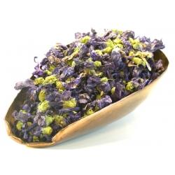 Herboristerie de Paris Mauve fleur du Nord Extra 100g malva sylvestris tisane digestive Les copines bio