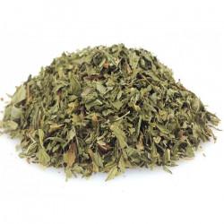 Herboristerie de Paris Papayer Feuilles 100gr digestion papaine enzymes Les copines bio tisane