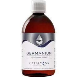 Catalyons Oligo élément GERMANIUM 500 ml, beauté de la peau les copines bio