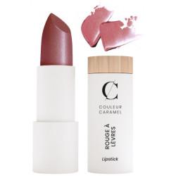 Couleur Caramel Rouge à lèvres brillant Hibiscus N° 242 - 3.5 g glossy et sublime Les copines bio