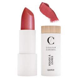 Couleur Caramel Rouge à lèvres Rouge Matriochka nacré n° 244 - 3.5 gr poupée russe maquillage bio les copines