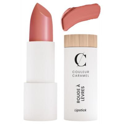 Couleur Caramel Rouge à lèvres rose naturel brillant satiné n°254 - 3.5gr maquillage bio les copines bio