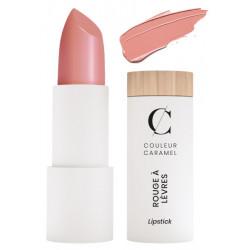 Couleur Caramel Rouge à lèvres rose lumière satiné n° 255 - 3.5 gr maquillage bio et minéral les copines bio