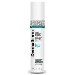 Dermatherm Fluide régulateur matifiant hydratant 50 ml peaux grasses à mixtes excès de sébum Les copines bio