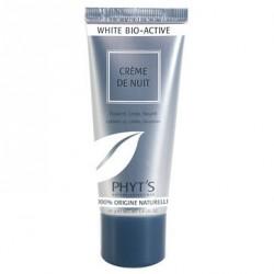 Crème de nuit éclaircissante white bio active 40 gr Phyt's les copines