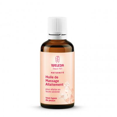 Huile de massage allaitement-50 ml