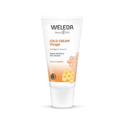 Cold Cream visage-30 ml - Soin protecteur intensif