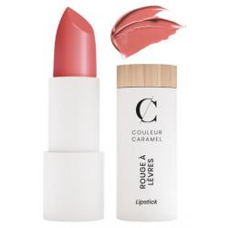 o 503 -  Nude rosé éphémère 3,5 g produit de maquillage minéral Les Copines BioCouleur Caramel Rouge à lèvres satiné N