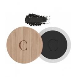 Couleur Caramel Ombre à paupières No 023 - Noir mat 1,7 g produit de maquillage des yeux biologique Les Copines Bio