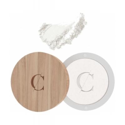 Couleur Caramel Ombre à paupières No 025 - Blanc nacré 1,7 g produit de maquillage des yeux biologique Les Copines Bio