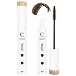 Couleur Caramel Mascara Backstage No 32 -  Brun velours 6 ml produit de maquillage pour les yeux Les Copines Bio
